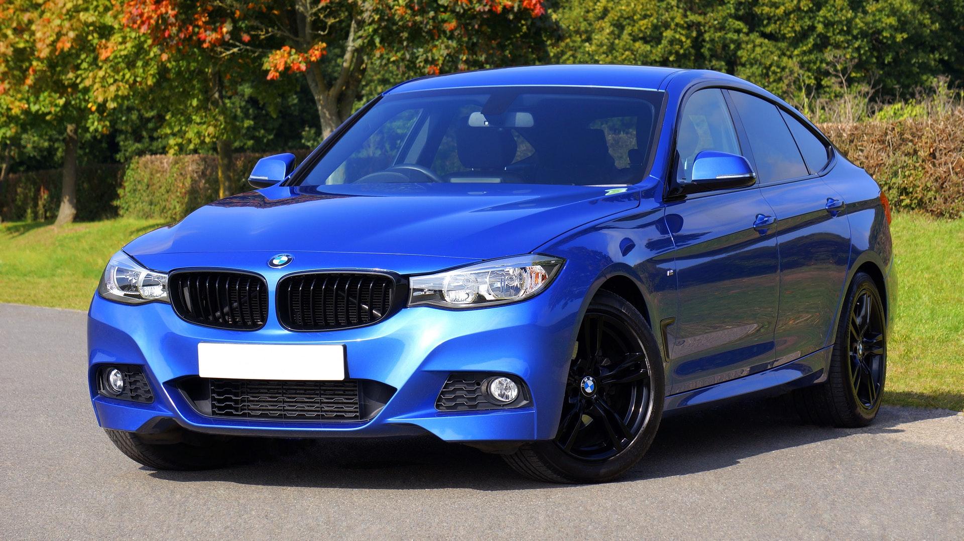 BMW importeren